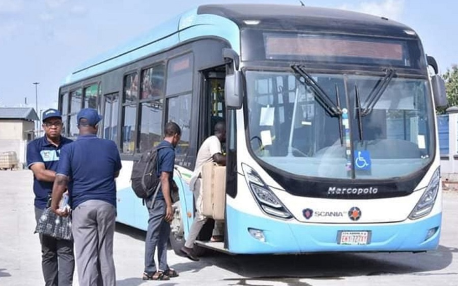 #EndSARS: Lagos bus service suspends operations until further notice