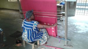 Abia council boss urges ABSU to promote Akwete fabric