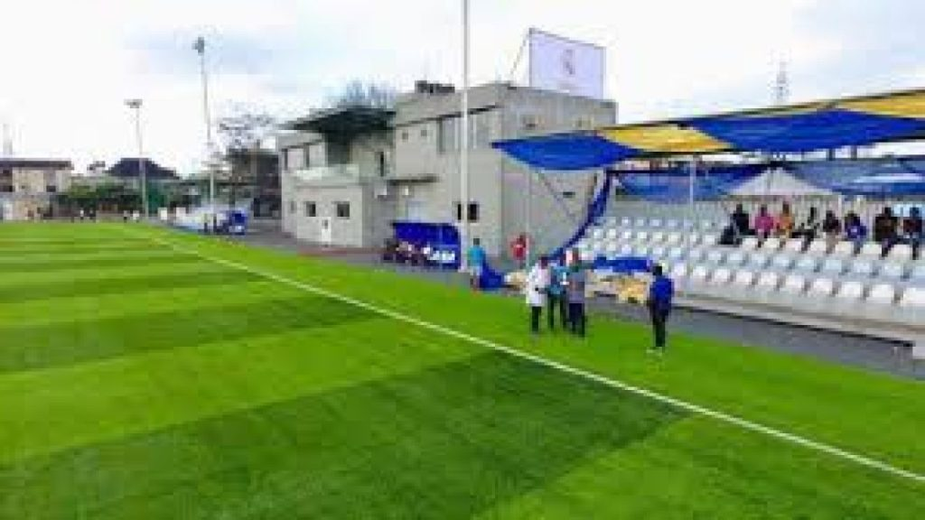 Contractors set to hand over Real Madrid Academy PH to Rivers Govt.
