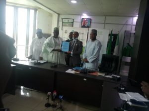 Agricultural enhancement: IFAD-VCDP, NiMet sign MoU