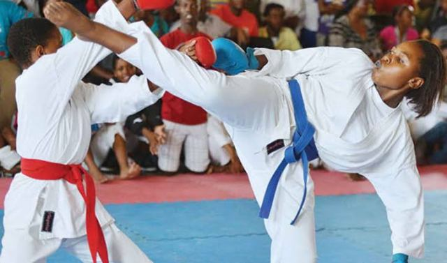 20th NSF: Okoro wins womens -50kg karate gold medal for Anambra