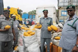 NCS generates N17bn from importers, contraband in 6 months