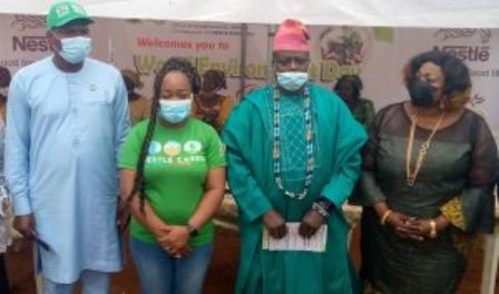 Nestle, Lagos Govt plant indigenous trees to preserve cultural heritage