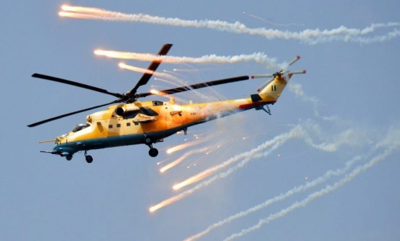 Military air strikes kill scores of terrorists in Sambisa Forest