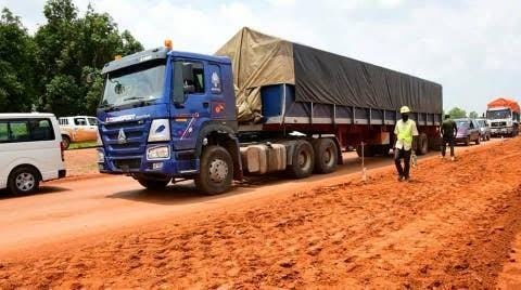 Reconstruction: Niger Govt. closes Minna-Bida road to articulated vehicles