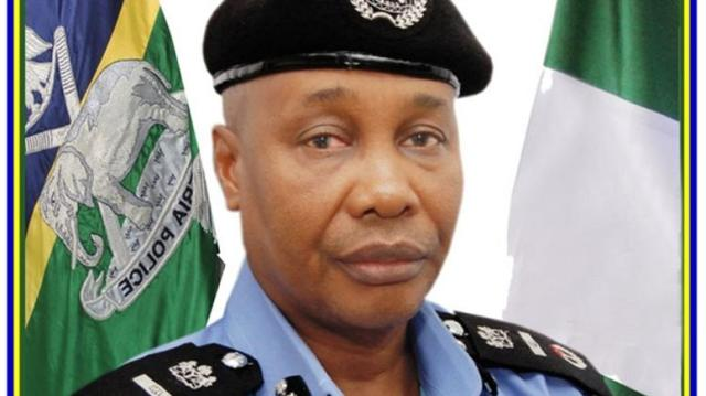 IGP present N6.5m cheques to 14 families of deceased policemen in Kaduna