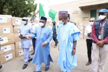 COVID-19 Response: FG receives 2ndBatch Medical Supplies of UN Basket Fund
