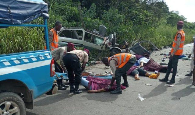 2 die, 2 others injured in Bauchi auto crash  FRSC