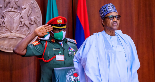 Buhari presides over meeting of Police Council
