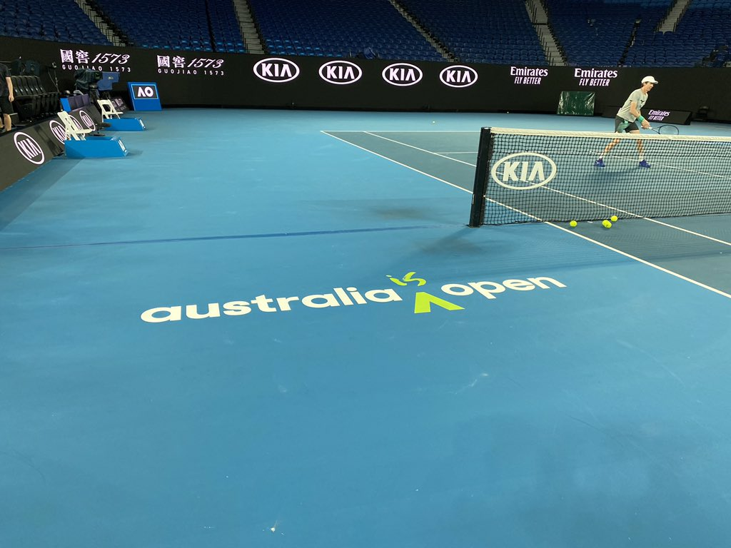 Australian Open to be pushed back  report