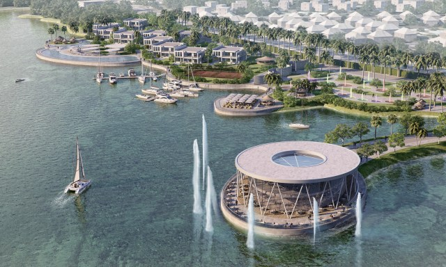 Proposed Jabi Lake tourism, recreation project to generate N123bn